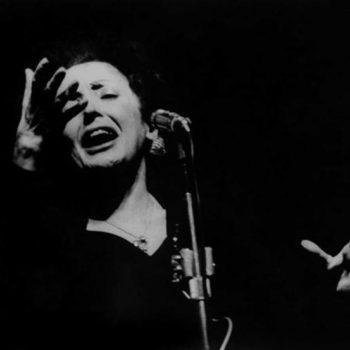 Edith Piaf szenvedélye