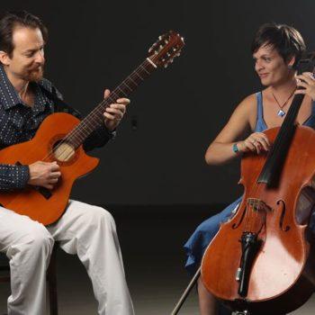 Bonyár Judit és Hűvösvölgyi Péter